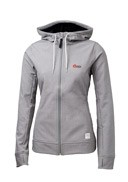 Bula - Women's Jackie Softshell Jacket - Light Grey