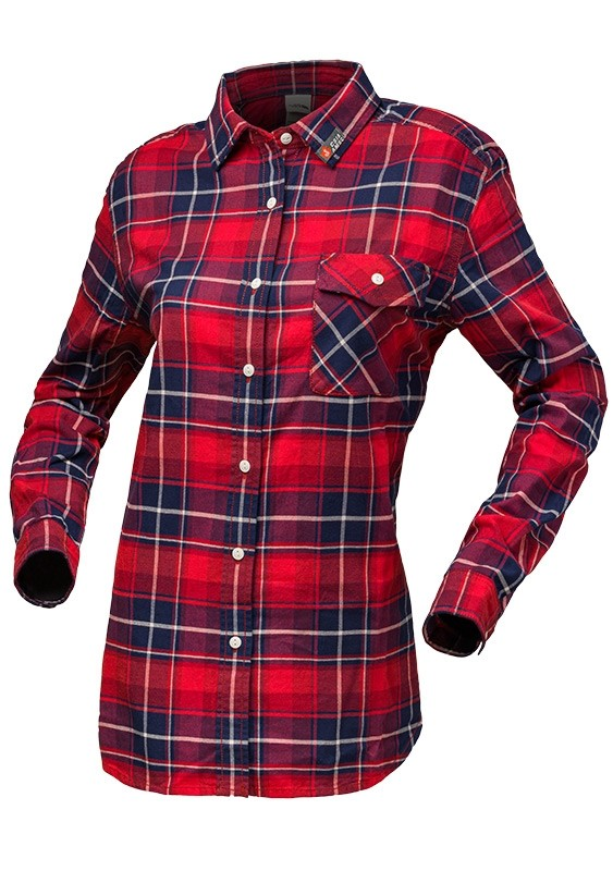 North Face - Women's L/S Boyfriend Shirt