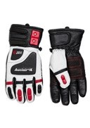 Auclair - Derailer Unisex Glove - White/Red/Black