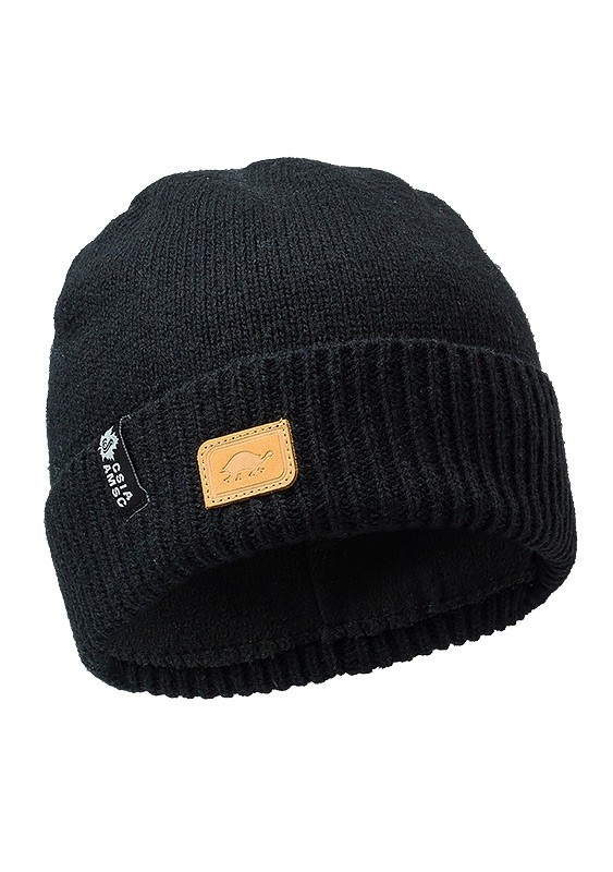 Turtle Fur - Unisex - Thatcher Hat - Black