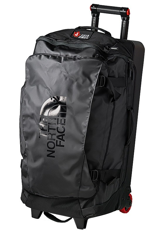 North Face - Rolling Thunder Travel Bag - Black
