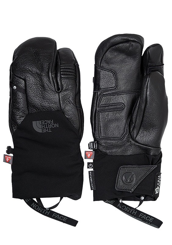 The North Face - Steep Patrol Futurelight™ Mitts - Black