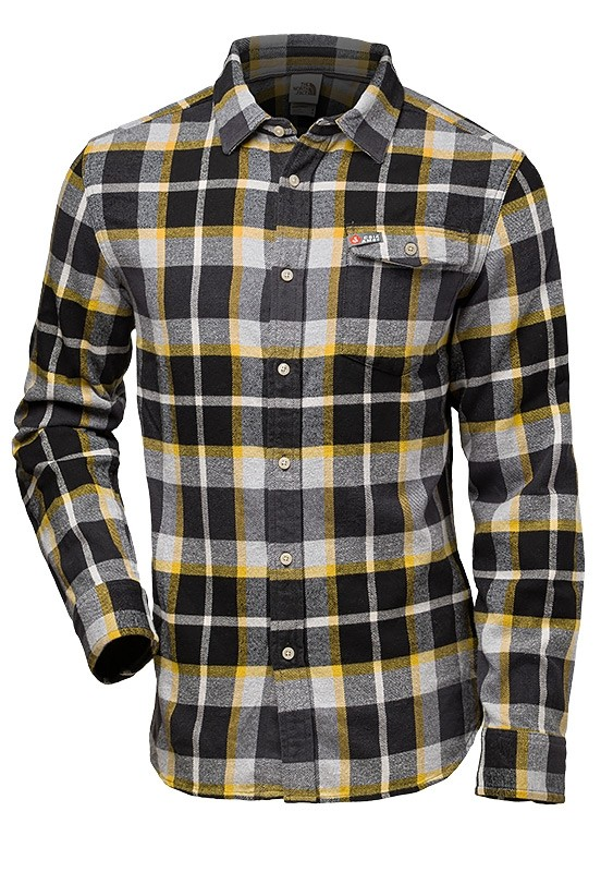 North Face - Men's L/S Arroyo Flannel Shirt
