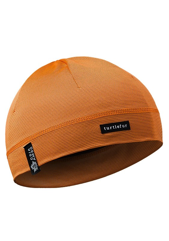 Turtle Fur - Alpha Tek™ Bamboo Beanie - Orange